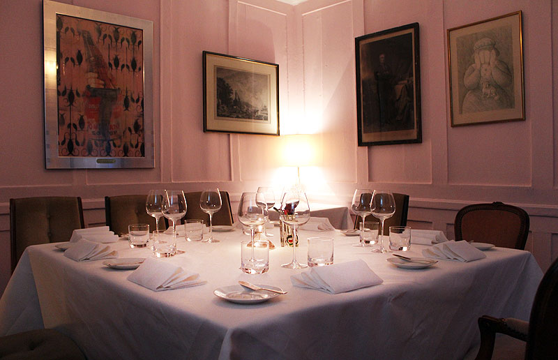 French restaurant with private dining rooms london for Best private dining rooms soho