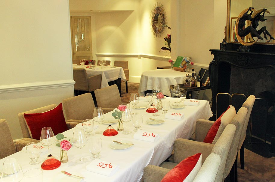 Amazing Private Dining Rooms London