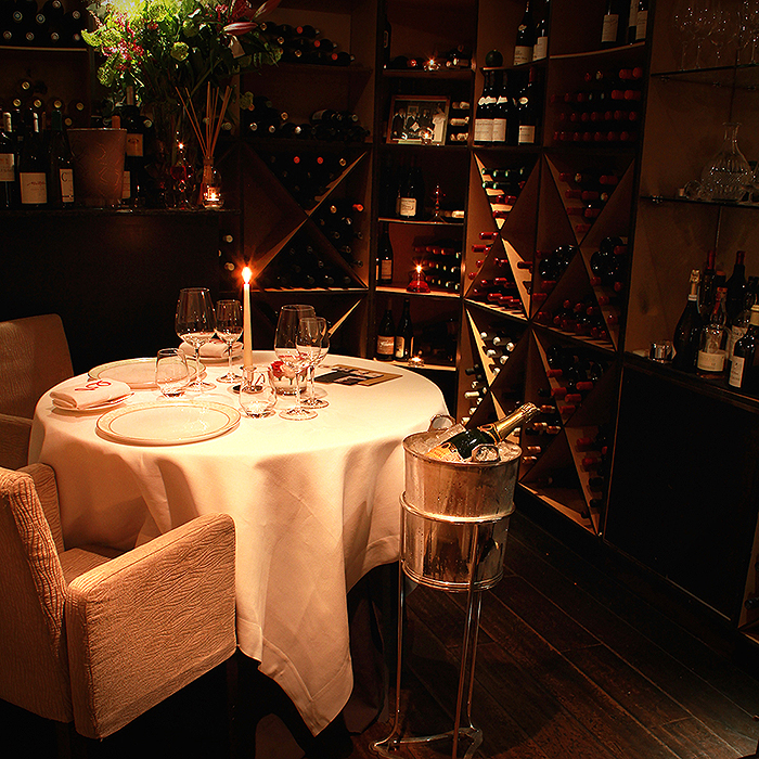 Restaurant With Private Dining Room: Private Dining, Group Dining, Soho, London, W1